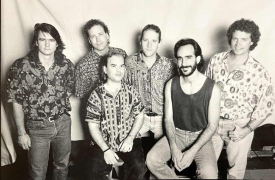 Loose Shoes: (L-R) Pete Abbott, Me, Jeff Berman, Billy Martin, Joey Cardello, Matt Balitsaris