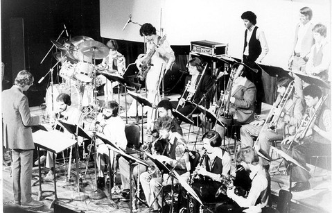 University of Bridgeport Jazz Ensemble conducted by Neil Slater