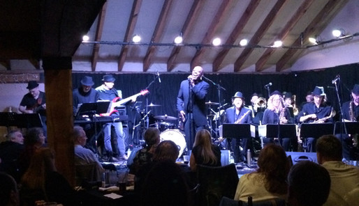 Danny Seraphine's Bad Ass Rockin' Big Band with Larry Bragg on vocals