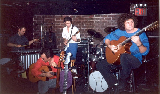 C'est What?! at the Paper Moon, NYC 1986