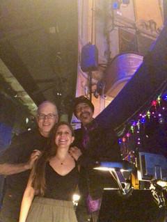 The Cher Show pit with Geraldine Anello & Steve Bargonetti
