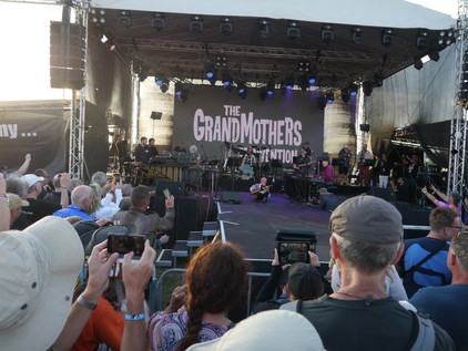 The Grandmothers of Invention, Zappanale, Germany