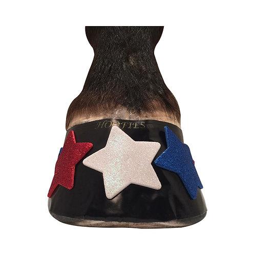 Patriotic Stars Hoofies