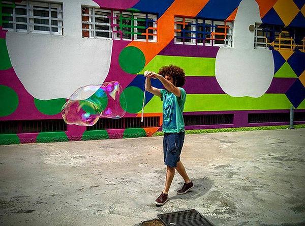matrimonio-parma-bolle giganti-animazione-bambini