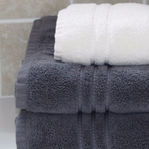 Charcoal Bath Sheet