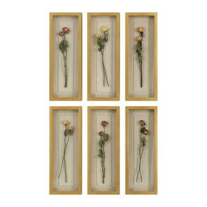 Flower Shadow Boxes