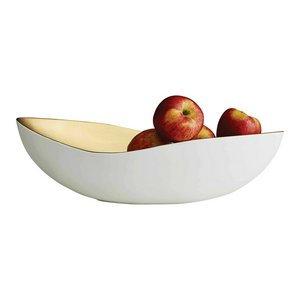Ceramic Boat Bowl