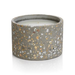 Terrazzo Candle - Tobacco Flower