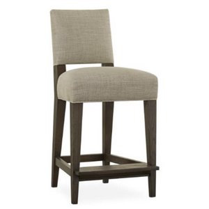 August Counter Stool - Farrow Pewter