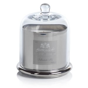 Apothecary Candle Jar with Glass Dome