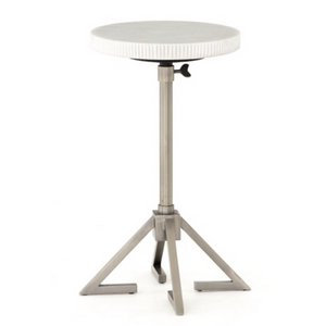 ALANA ADJUSTABLE ACCENT TABLE