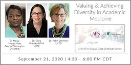 Valuing and Achieving Diversity in Academic Medicine