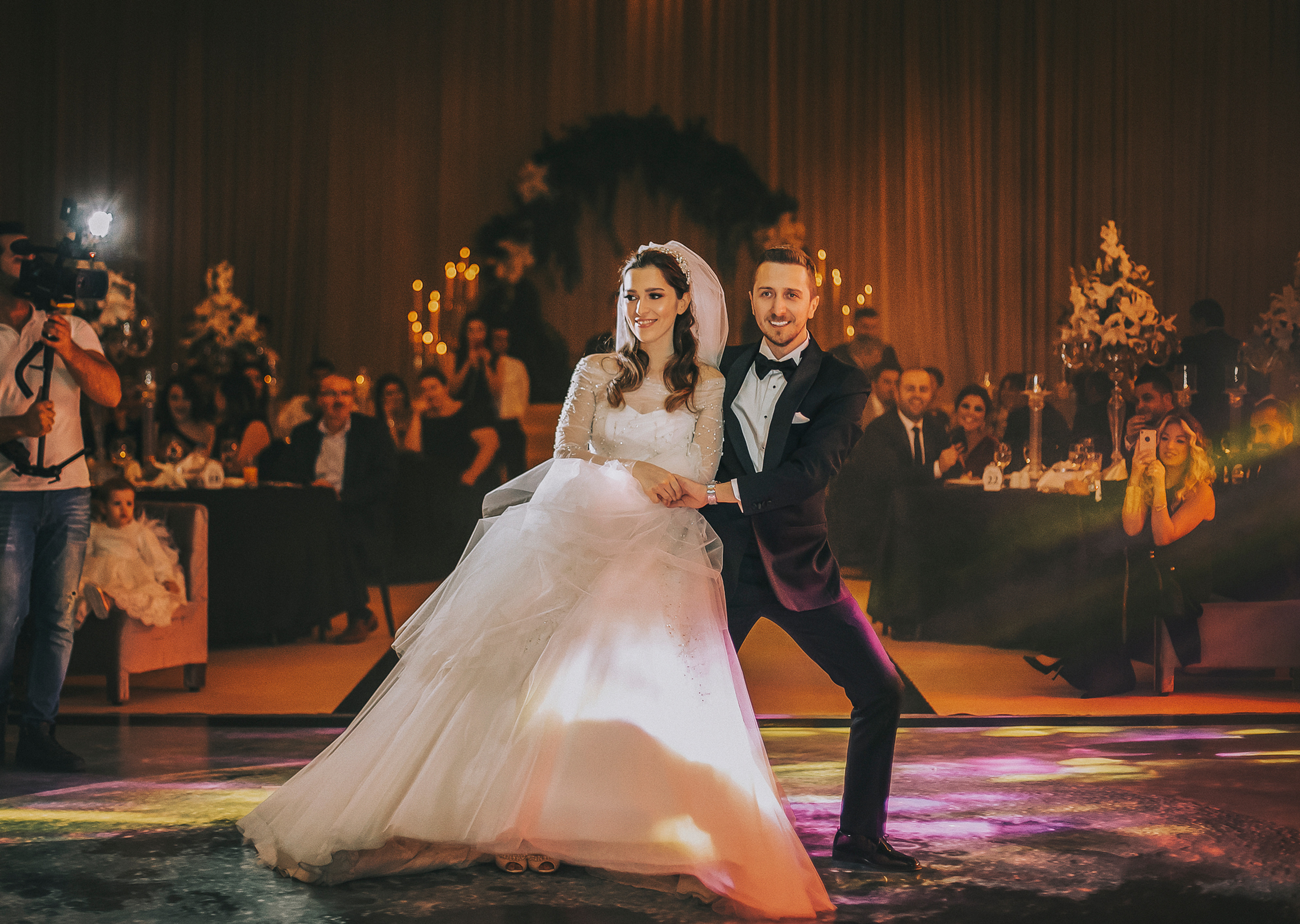 Tüm gün düğün belgeseli (Covid Paketi)
