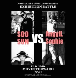 Movin Forward Exhibition Battle