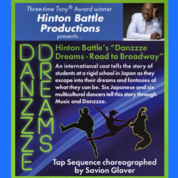 Japan's Hinton Battle Danzze Dreams
