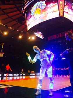NY Knicks x Femmebots