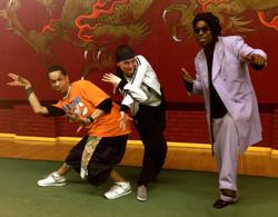 1st Place Shaolin Temple Battle NY
