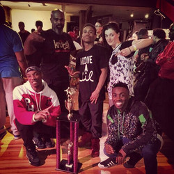 1st place First Sunday Battle Philly