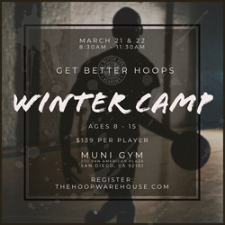 San Diego Youth Basketball Camp