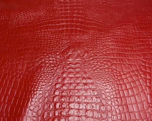 Primavera Croc Red