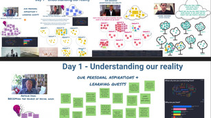 Learn what we found out in the visual of ebbf's annual conference 3 day journey