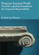 cover - purpose beyond profit - by marjo