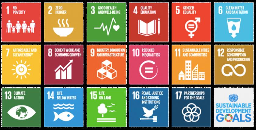 ebbf is un global compact member SDGs Ag