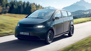 Automative Sustainable innovation: a car that is a solar community battery
