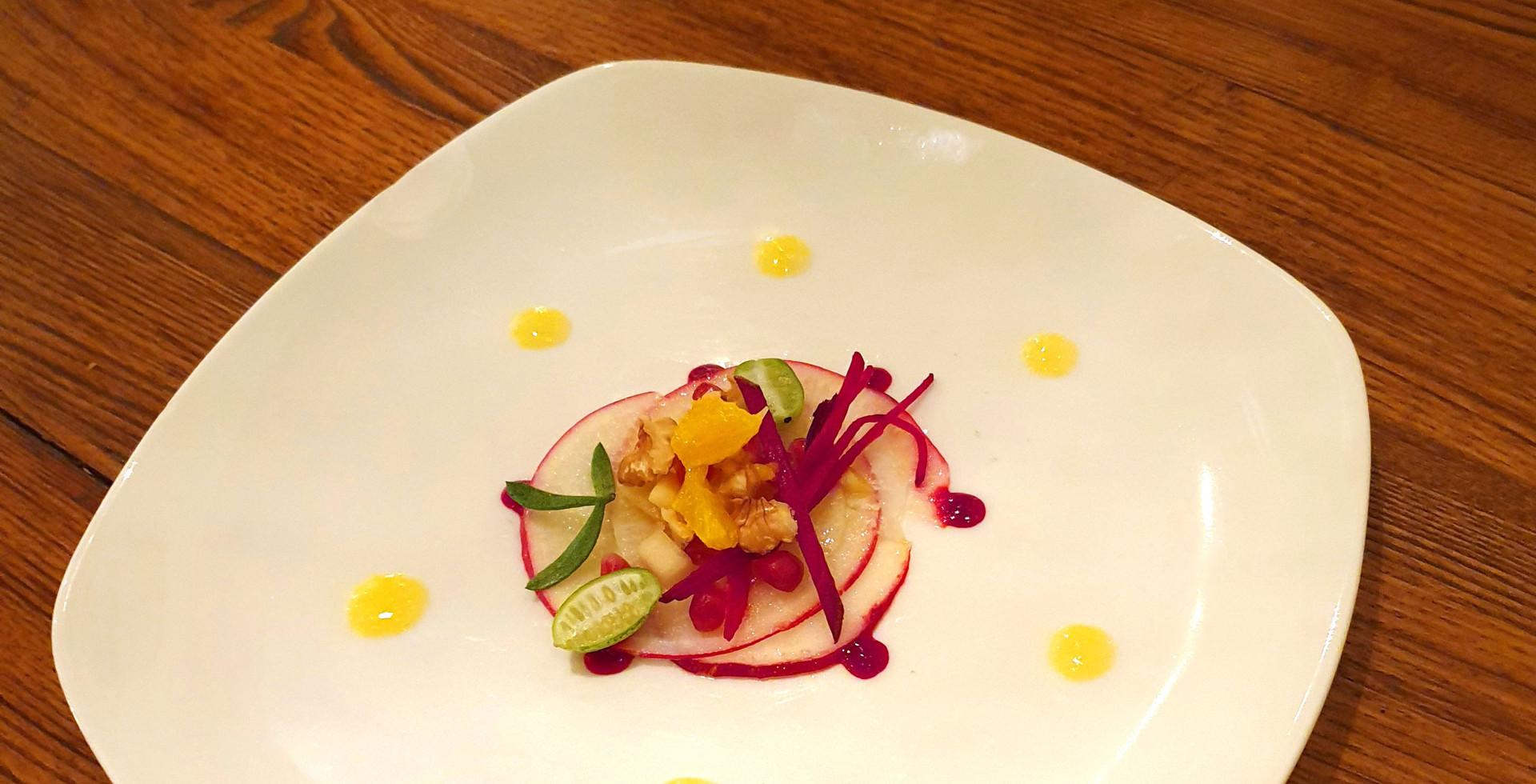 Oxalis Antre - Rengarenk Turp Salatası