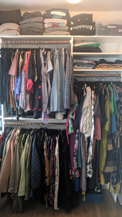 Closet - After
