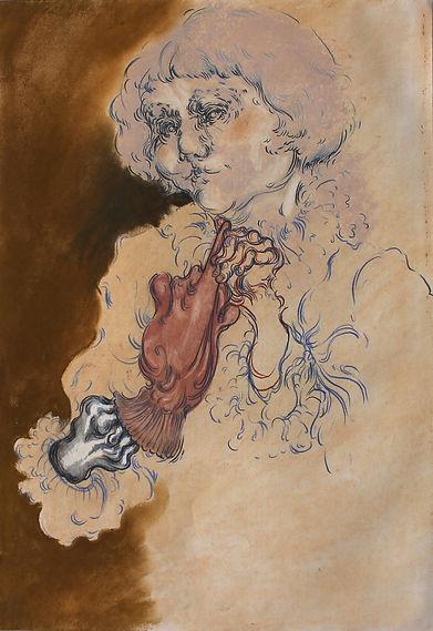 An Iron Fist in a Velvet Glove_42x29cm_p