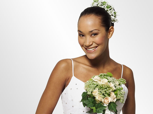 Getting married can be stressful, look relaxed with the use of Botox and dermal fillers.