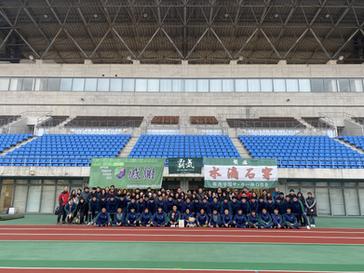 2月11日(木)3年生引退試合・卒部式
