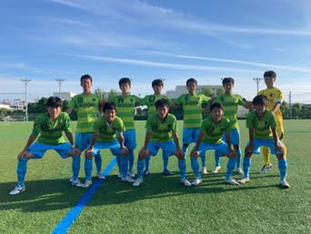 7月24日(土)開催の高円宮杯U-18兵庫県リーグ1部 第9節の結果をお知らせします。