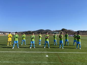 2月6日(土)開催の令和2年度兵庫県高等学校サッカー新人戦 準決勝の結果をお知らせします。