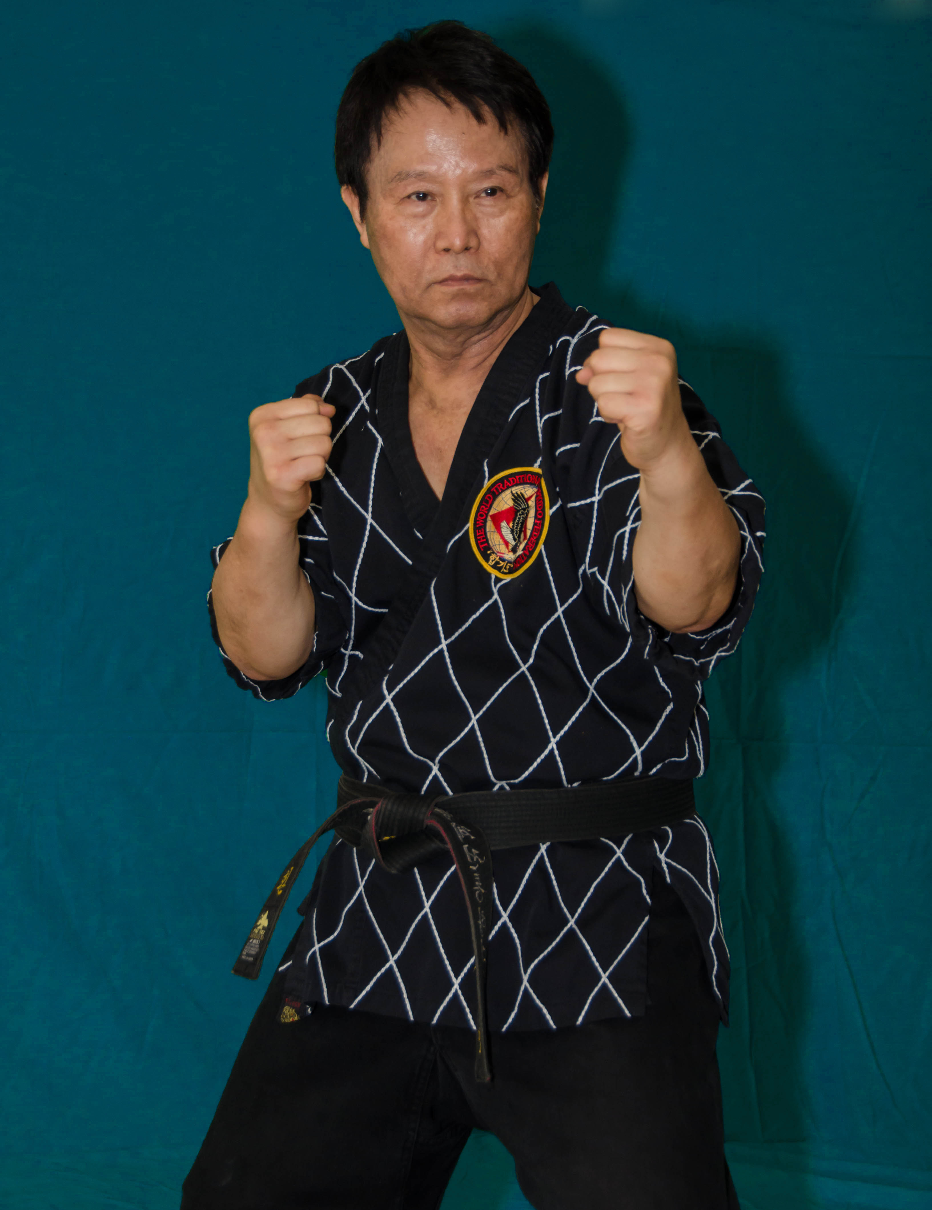 Grandmaster Jung Hwan Park