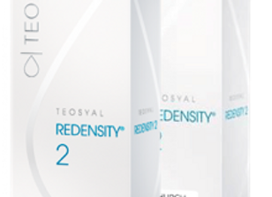 TEOXANE  REDENSITY 2 1mlx2
