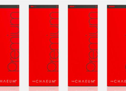 CHAEUM FILLER 1ml/h