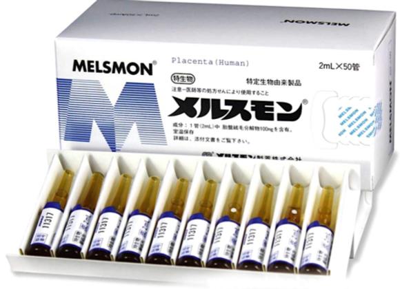 MELSMON PLACENTA 2.5mlx50