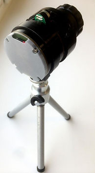 LWIR camera drone
