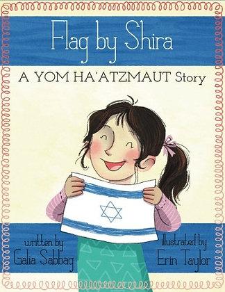 Flag by Shira - A Yom Ha'atzmaut Story