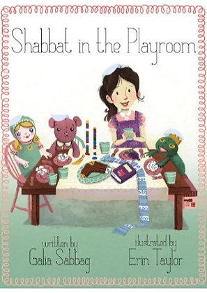 Shabbat in the Playroom