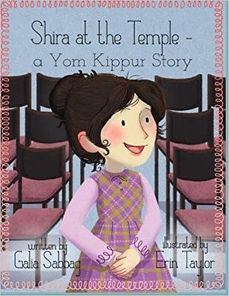Shira at the Temple - A Yom Kippur Story