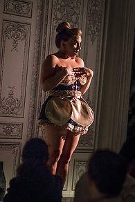 Dixie DeLight opera burlesque