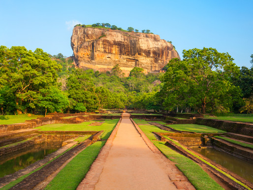 Sigiriya, Sri Lanka's Ancient Rock Fortress