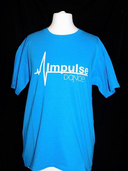Impulse Blue T-Shirt