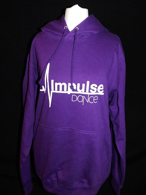 Impulse Purple Hoodie