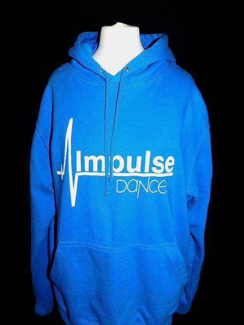 Impulse Blue Hoodie