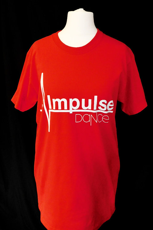 Impulse Red T-Shirt