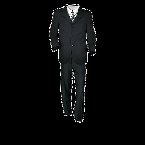 Costume noir Agent de Sécurité -Phénix's